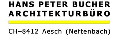 Hans Peter Bucher Architekturbüro